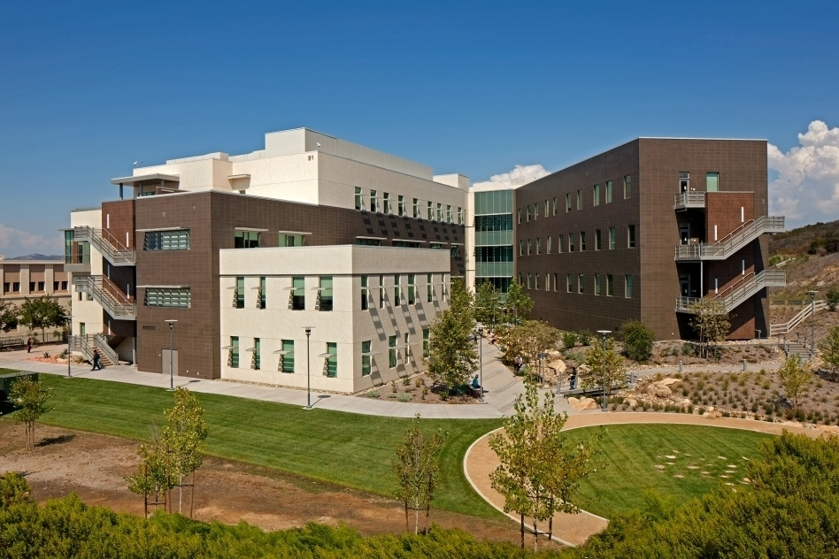 Csusm Social And Behavioral Sciences Building Ma Engineers
